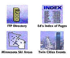 Internet Resources Image Map